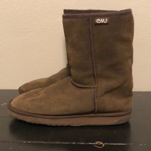 90535d9cfd Emu Shoes | Australia Utah Womens Deluxe Wool Waterproof | Poshmark